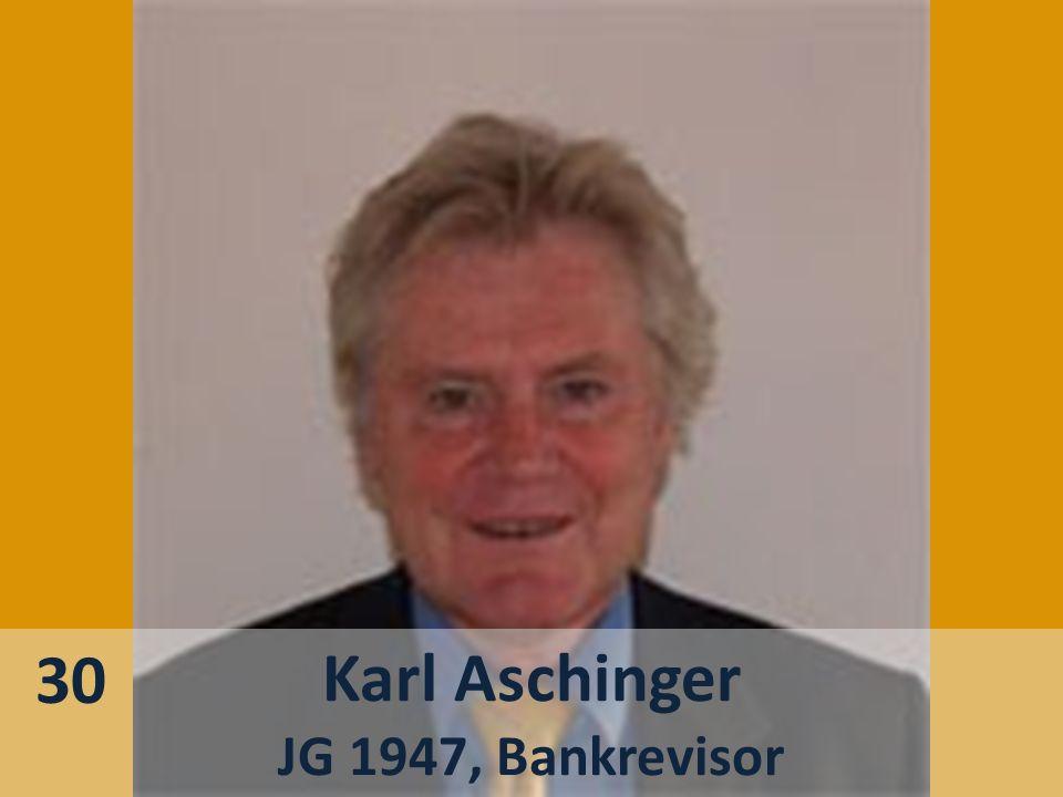 30 Karl Aschinger JG 1947, Bankrevisor
