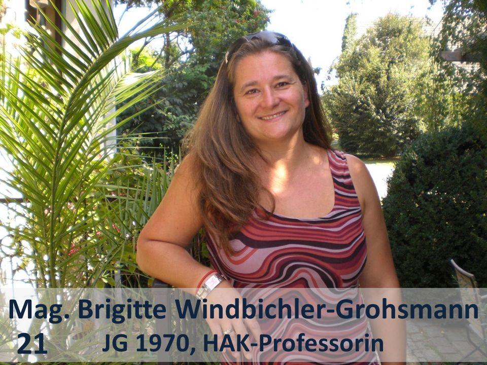 Mag. Brigitte Windbichler-Grohsmann