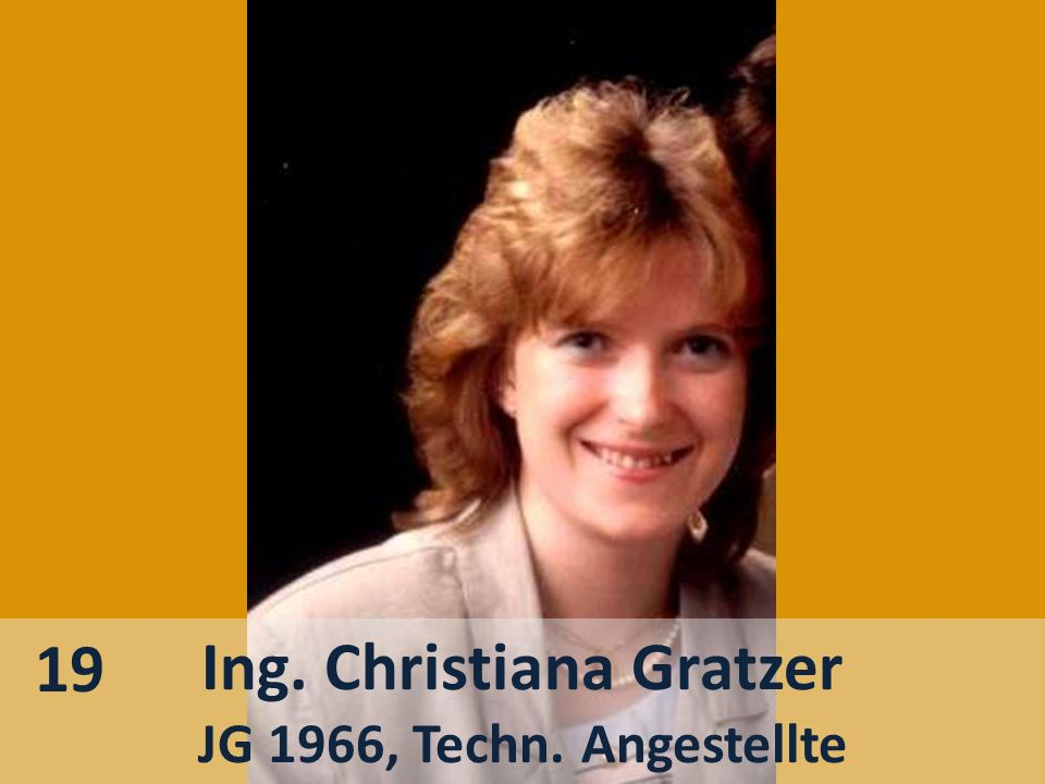 Ing. Christiana Gratzer