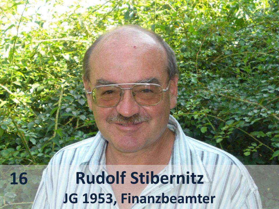 16 Rudolf Stibernitz JG 1953, Finanzbeamter