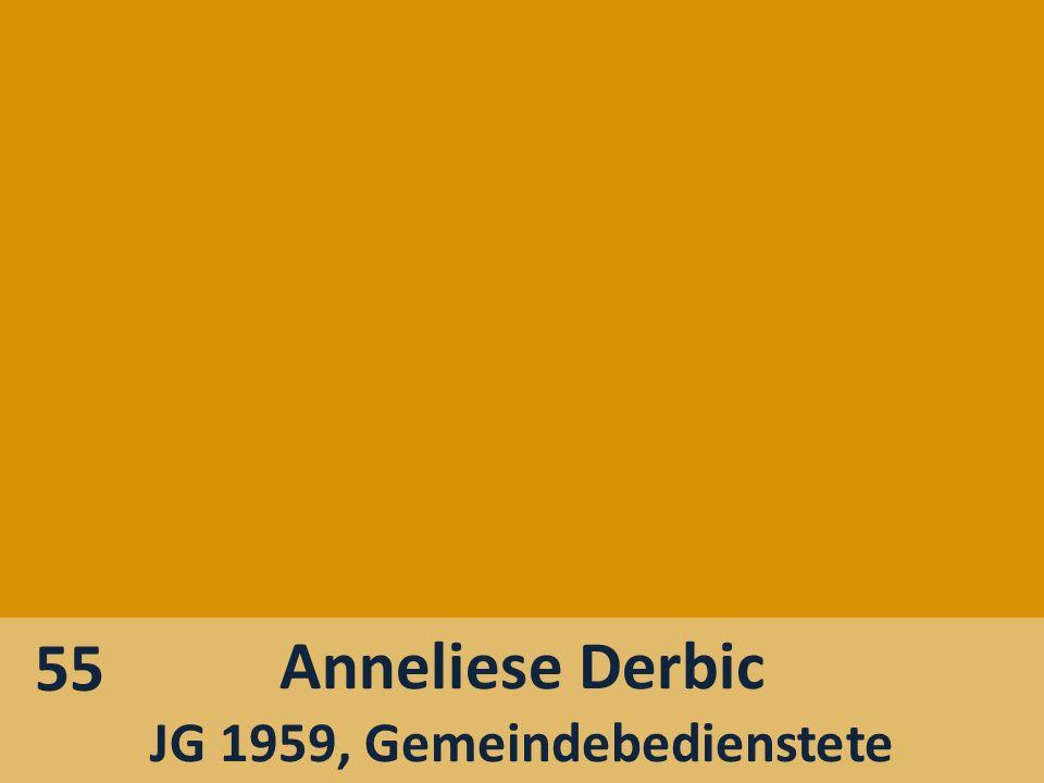 JG 1959, Gemeindebedienstete