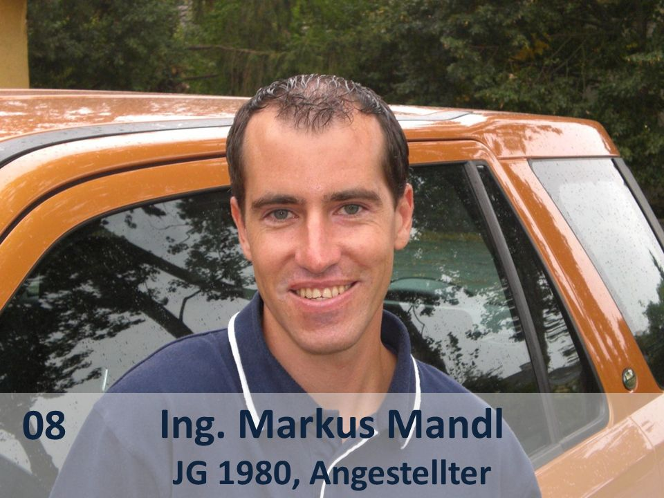 08 Ing. Markus Mandl JG 1980, Angestellter
