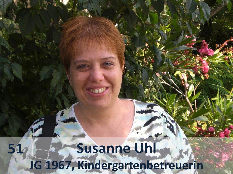 JG 1967, Kindergartenbetreuerin