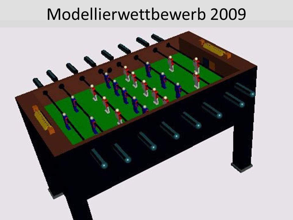Modellierwettbewerb 2009