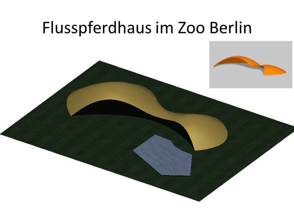 Flusspferdhaus im Zoo Berlin