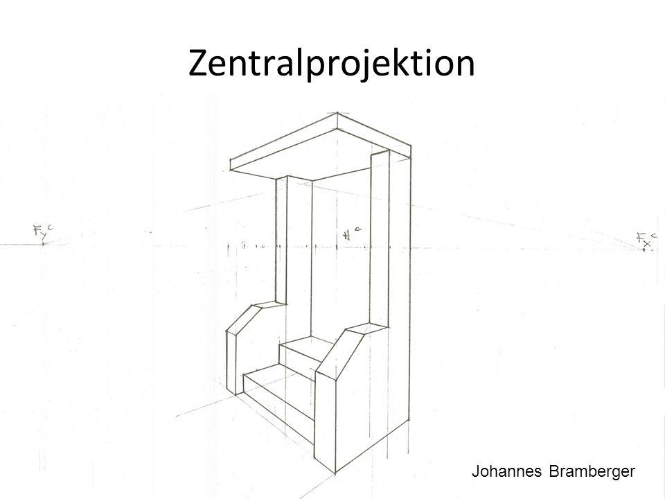 Zentralprojektion Johannes Bramberger
