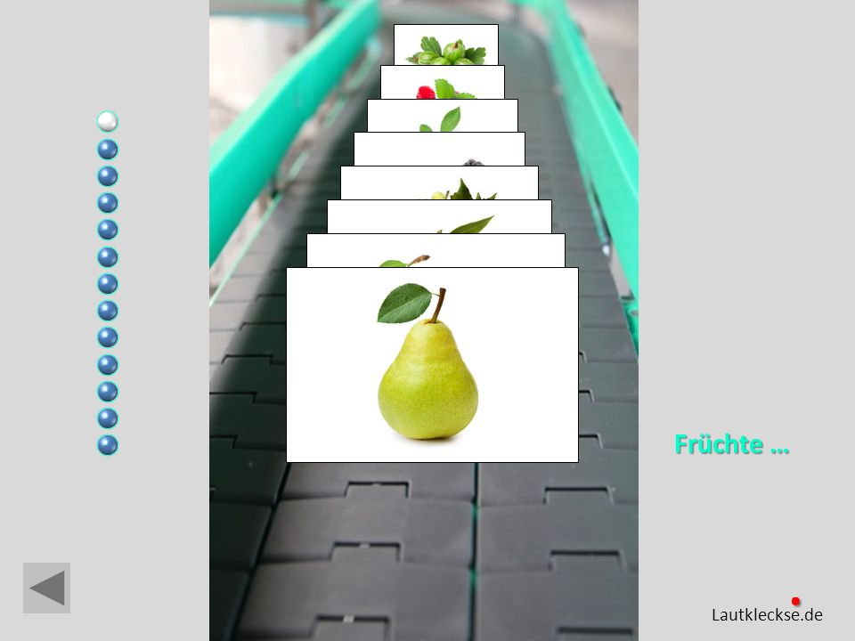Früchte … . Lautkleckse.de