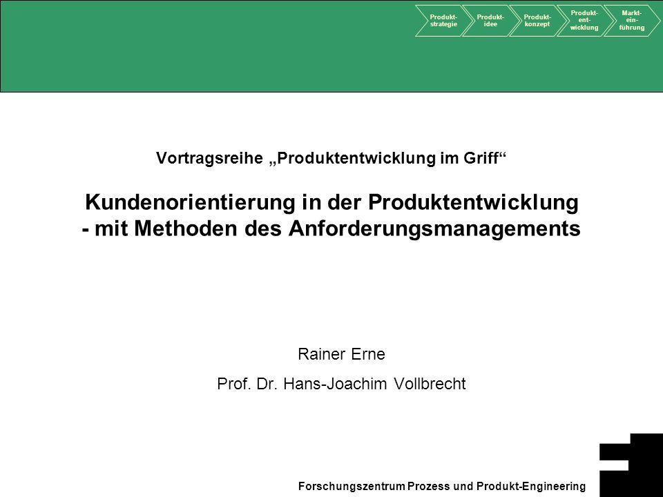 Rainer Erne Prof. Dr. Hans-Joachim Vollbrecht