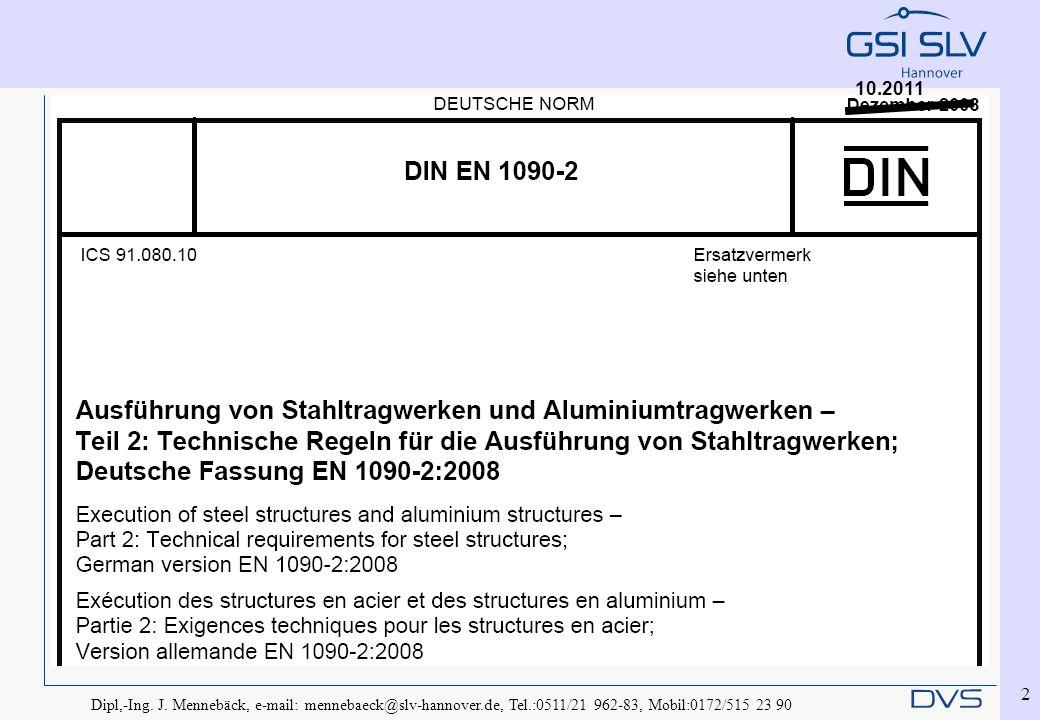 10.2011 Dipl,-Ing. J.