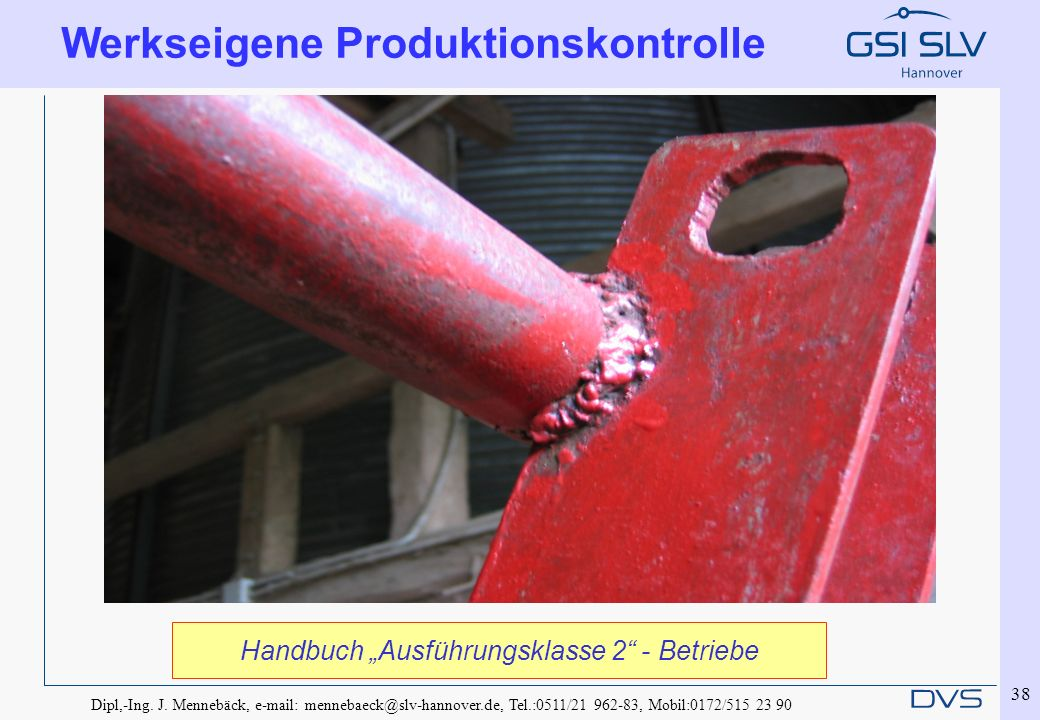 """Handbuch """"Ausführungsklasse 2 - Betriebe"""
