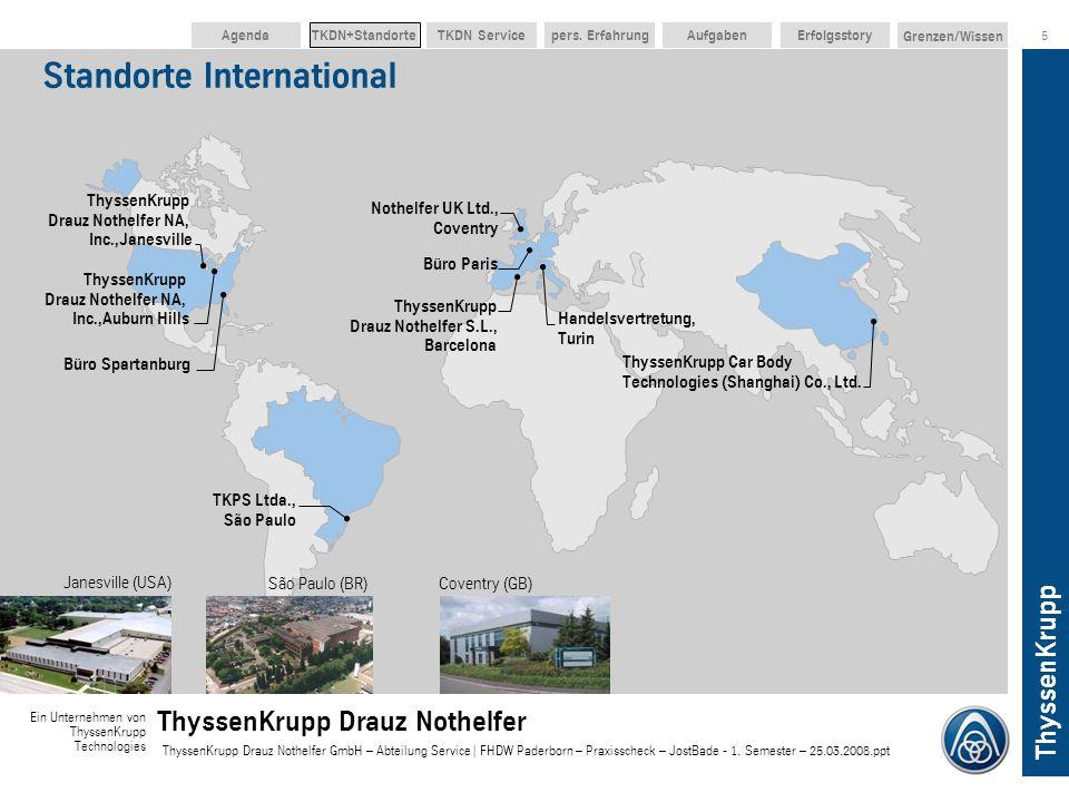 Standorte International