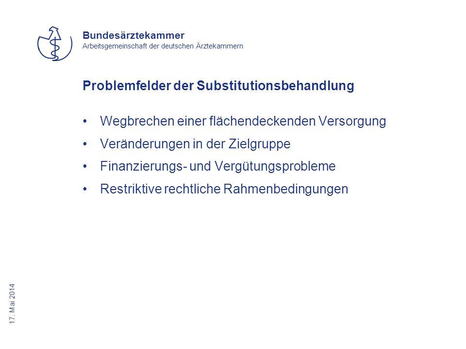 Problemfelder der Substitutionsbehandlung