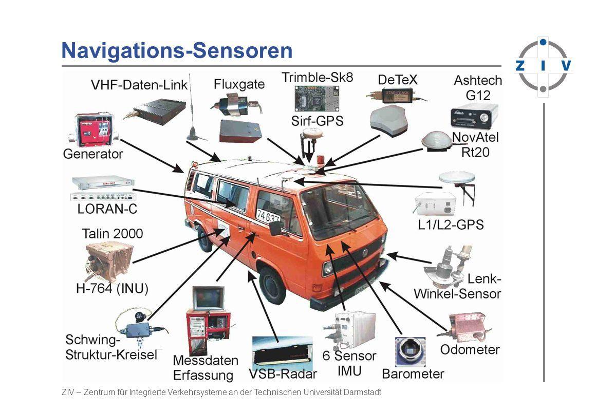 Navigations-Sensoren