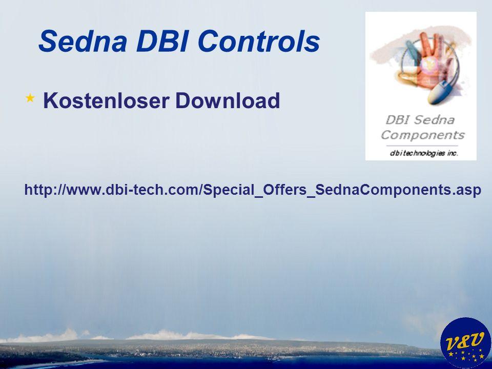 Sedna DBI Controls Kostenloser Download