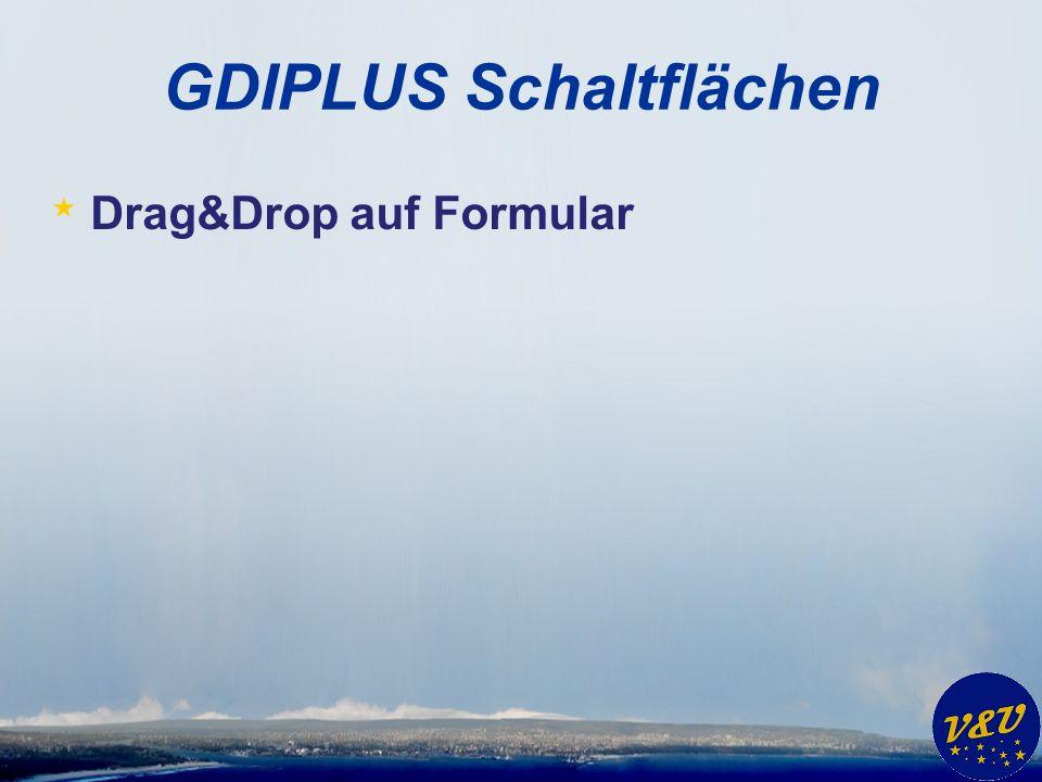 GDIPLUS Schaltflächen