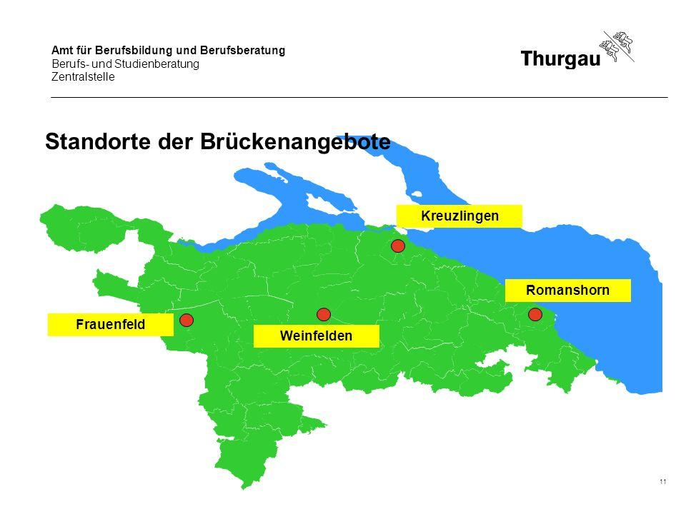 Kreuzlingen Romanshorn Weinfelden Frauenfeld