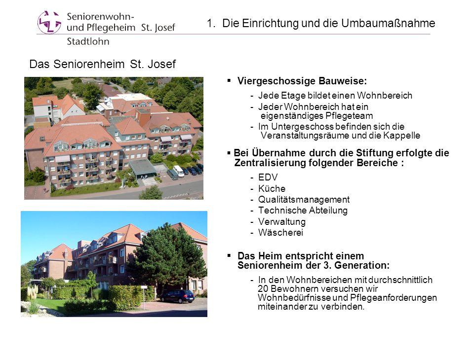 Das Seniorenheim St. Josef
