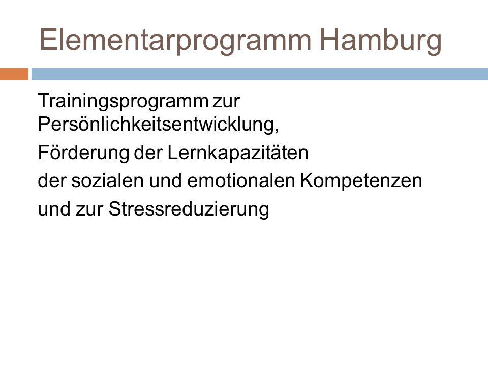 Elementarprogramm Hamburg