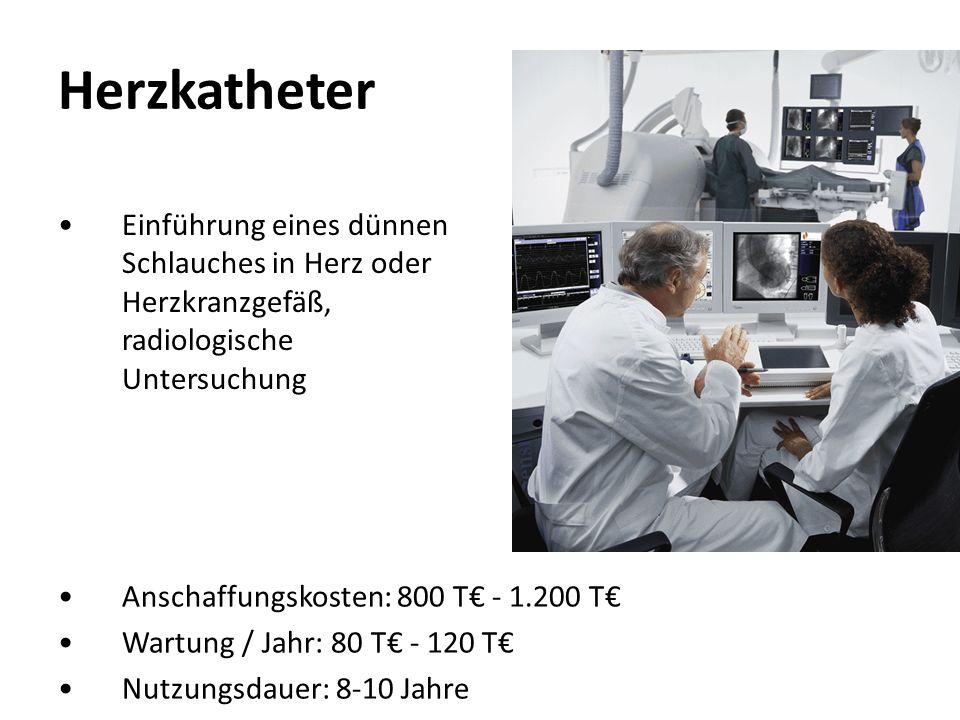 Herzkatheter Einführung eines dünnen Schlauches in Herz oder Herzkranzgefäß, radiologische Untersuchung.