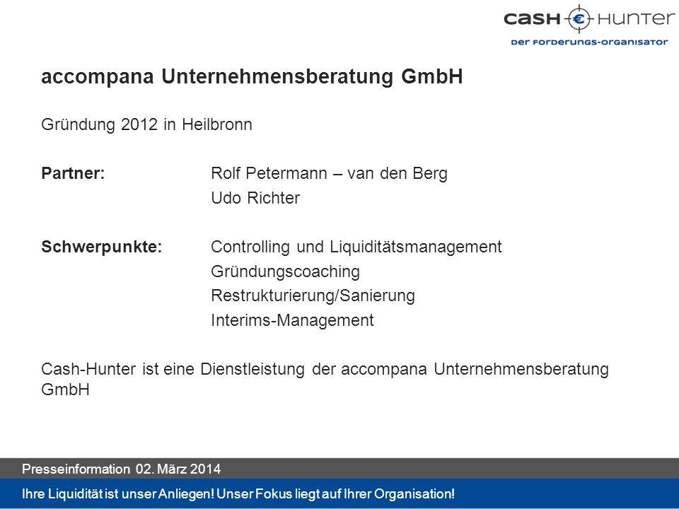 accompana Unternehmensberatung GmbH