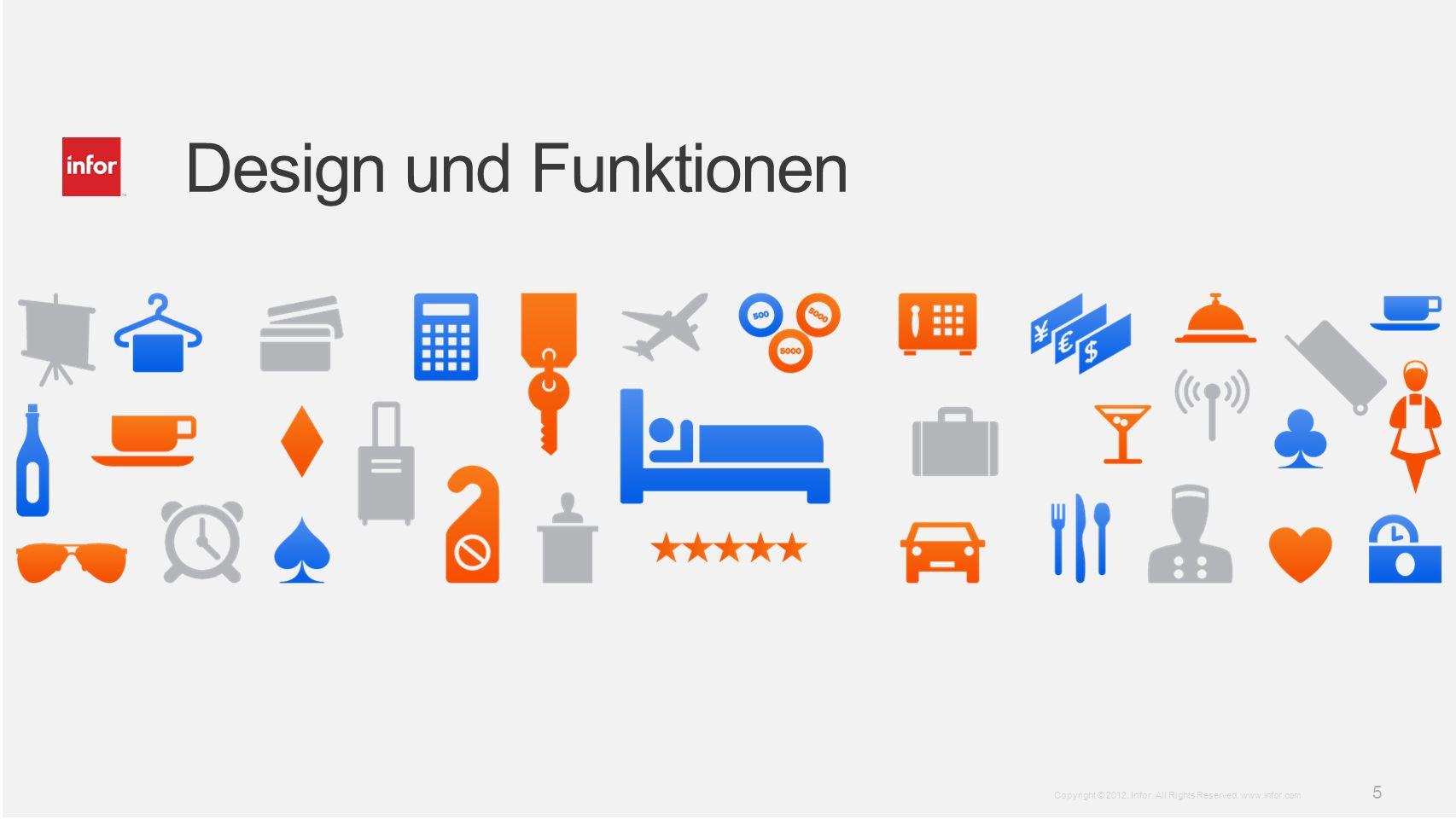 Design und Funktionen