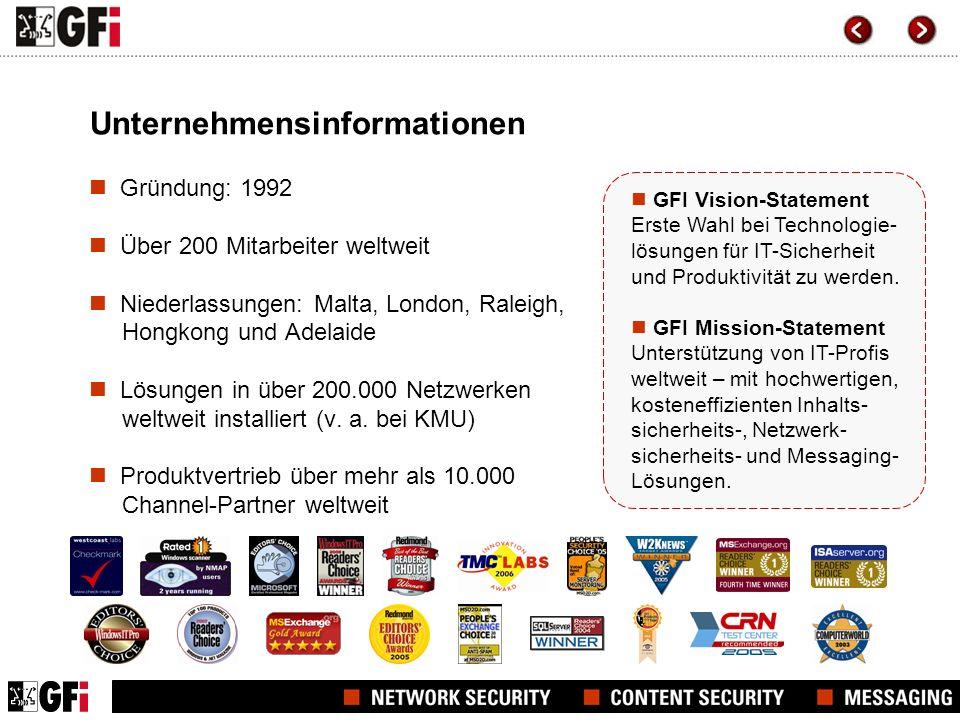 Unternehmensinformationen