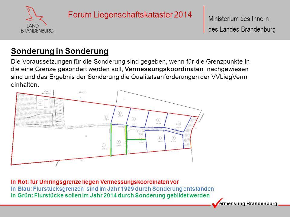 Forum Liegenschaftskataster 2014