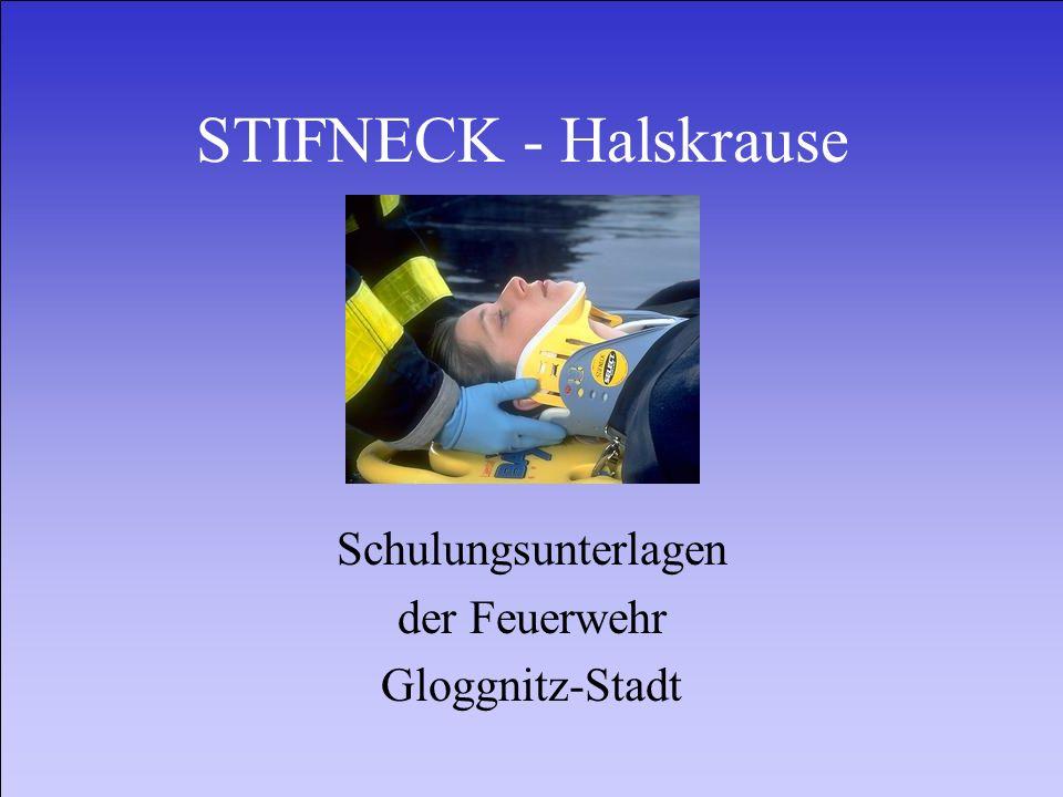 Schulungsunterlagen der Feuerwehr Gloggnitz-Stadt