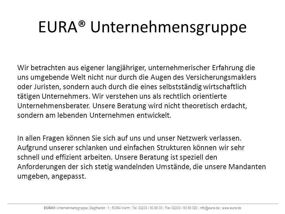 EURA® Unternehmensgruppe