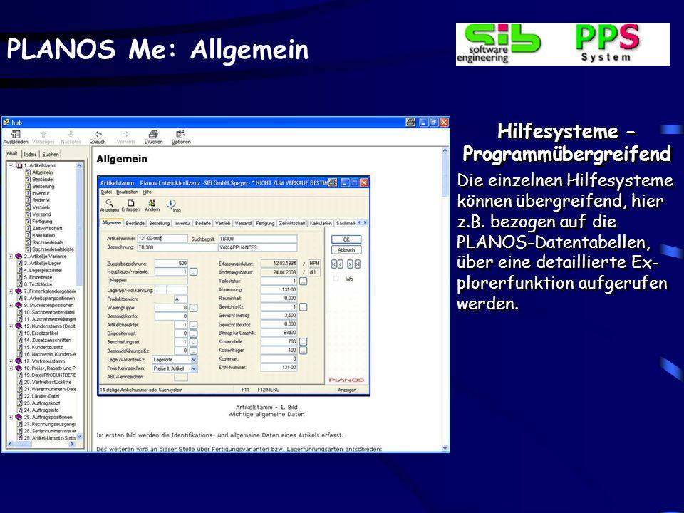 Hilfesysteme - Infodateien
