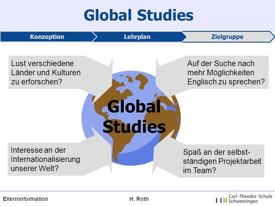 Global Studies Global Studies