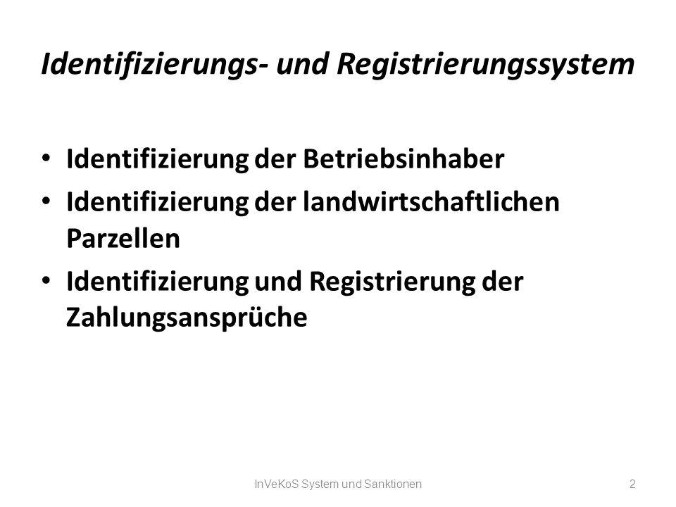 Identifizierungs- und Registrierungssystem