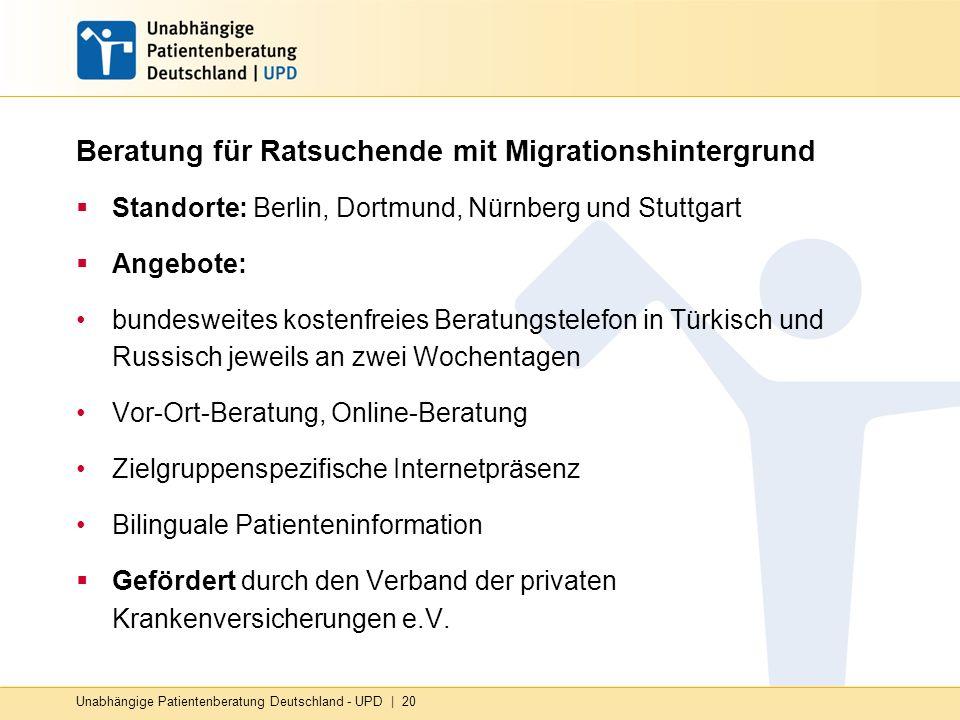 Beratung für Ratsuchende mit Migrationshintergrund