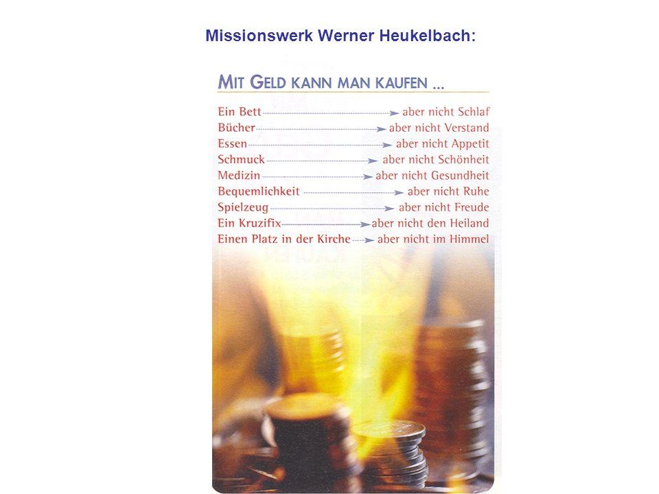 Missionswerk Werner Heukelbach:
