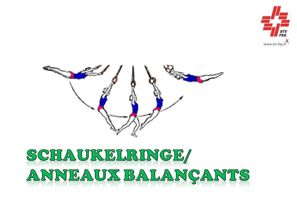 Schaukelringe/ Anneaux Balançants
