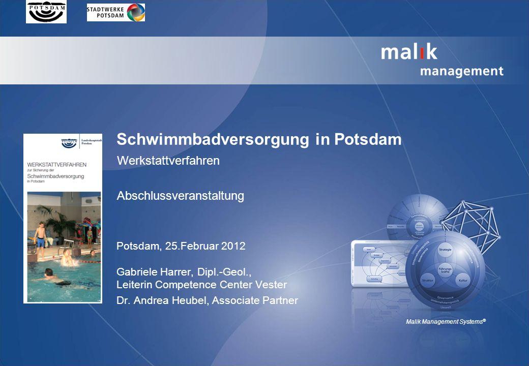 Agenda 25.2.2012 09:00 Begrüssung Ziele der Abschlussveranstaltung