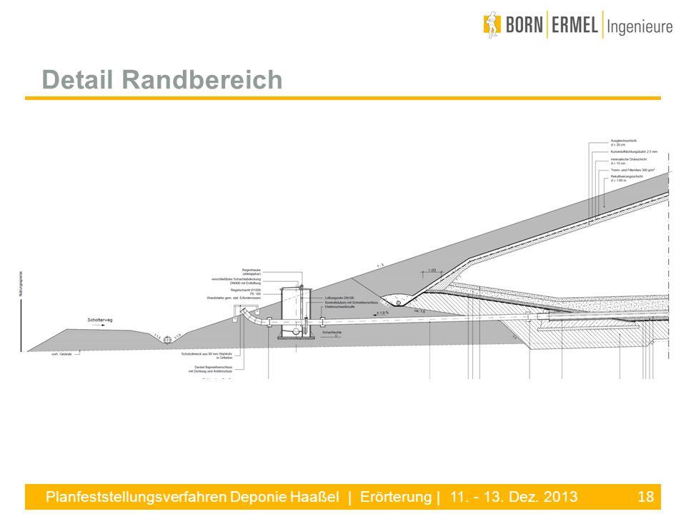 Detail Randbereich