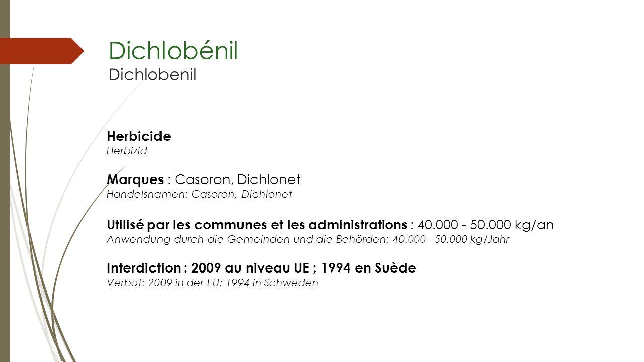 Dichlobénil Dichlobenil