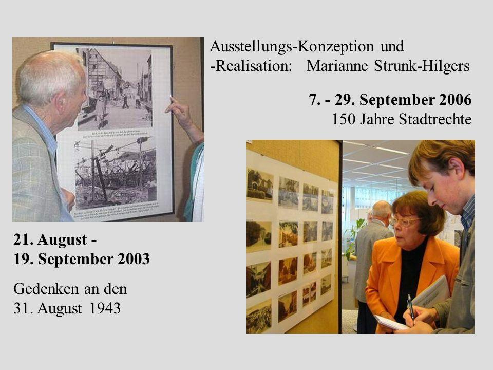 Ausstellungs-Konzeption und