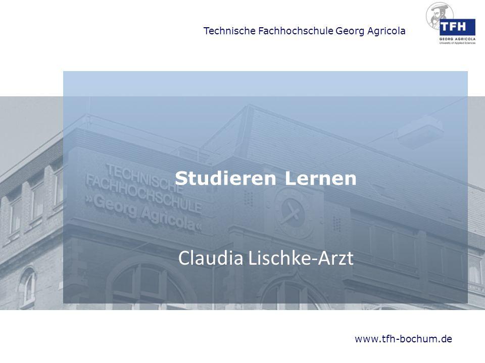 Studieren Lernen Claudia Lischke-Arzt