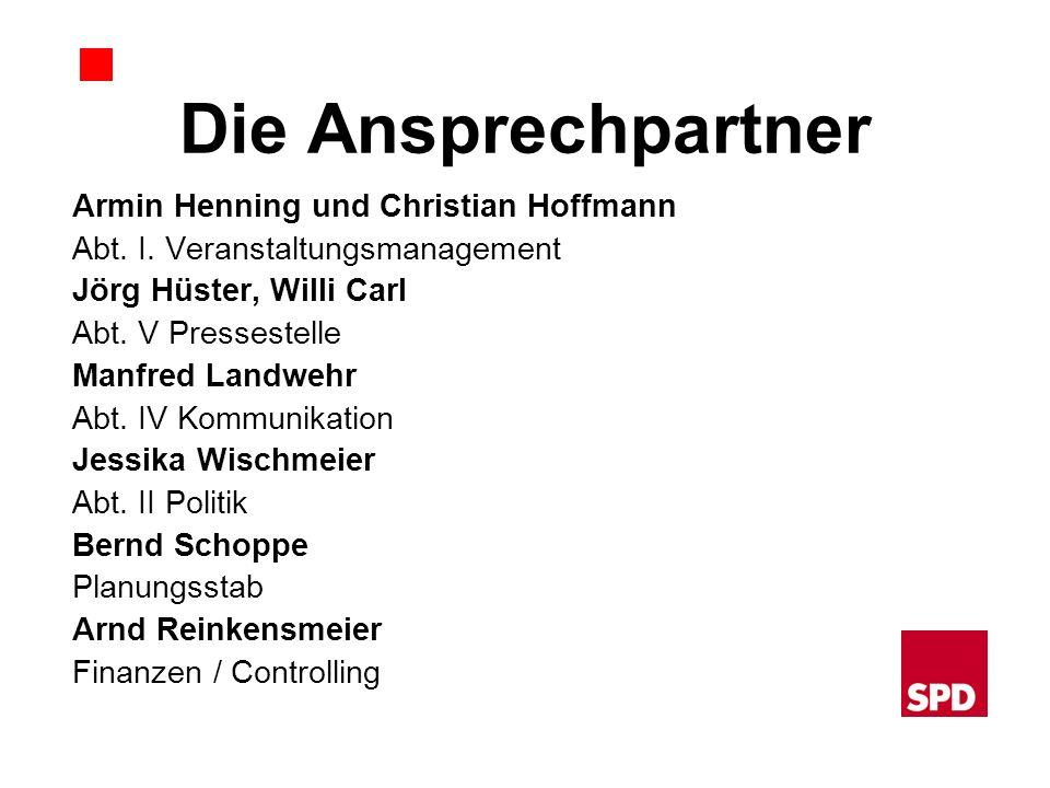 Die Ansprechpartner Armin Henning und Christian Hoffmann