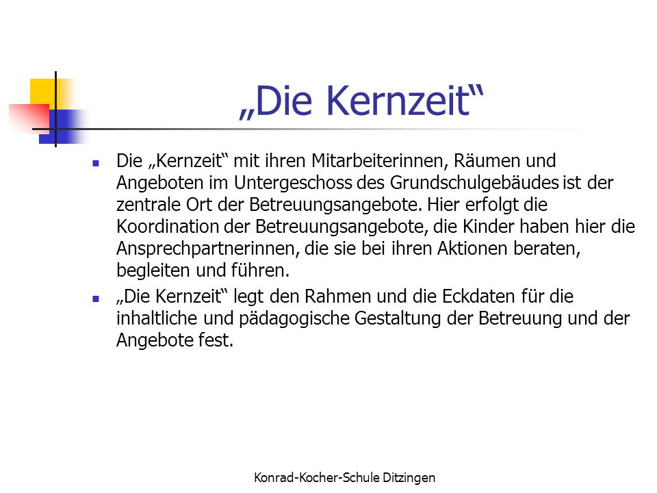 Konrad-Kocher-Schule Ditzingen