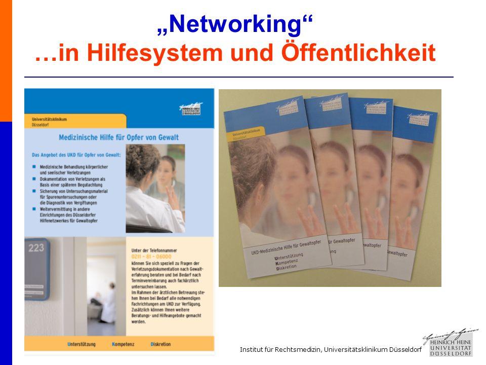 """""""Networking …in Hilfesystem und Öffentlichkeit"""