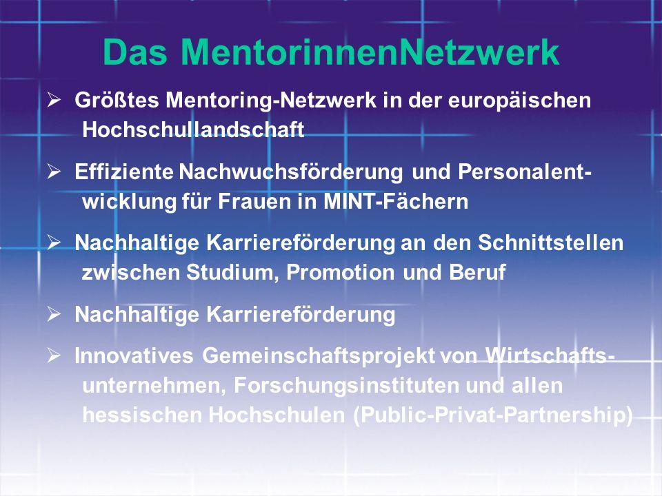 Das MentorinnenNetzwerk