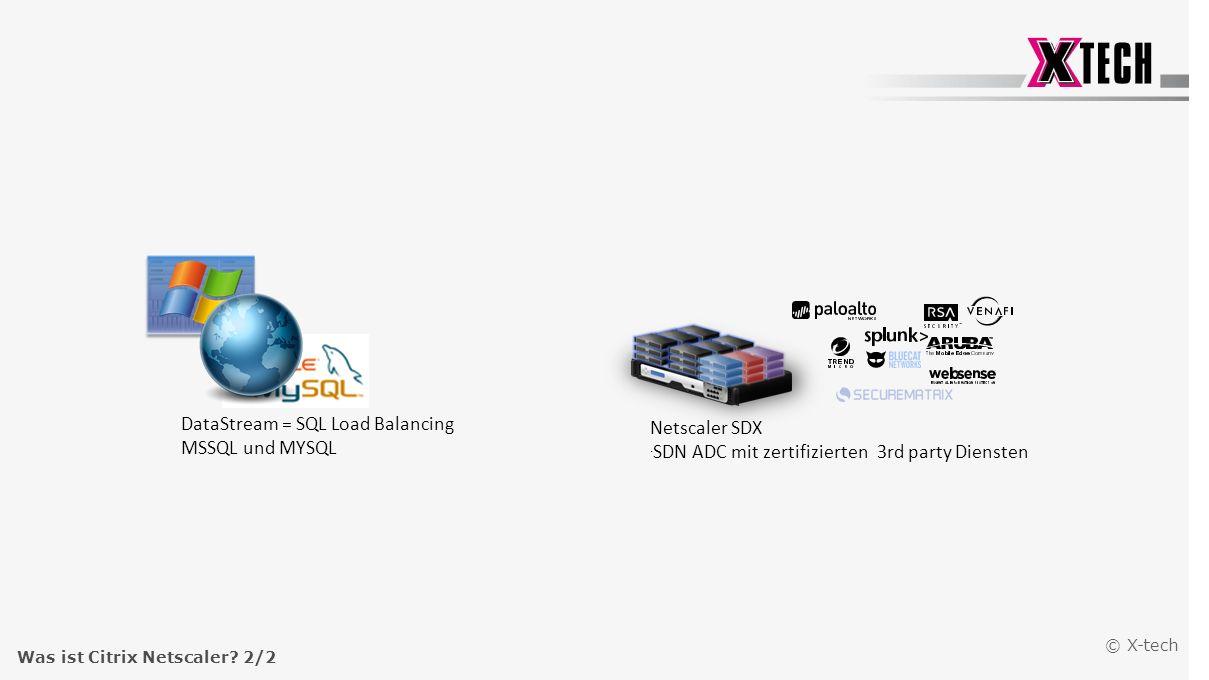Was ist Citrix Netscaler 2/2