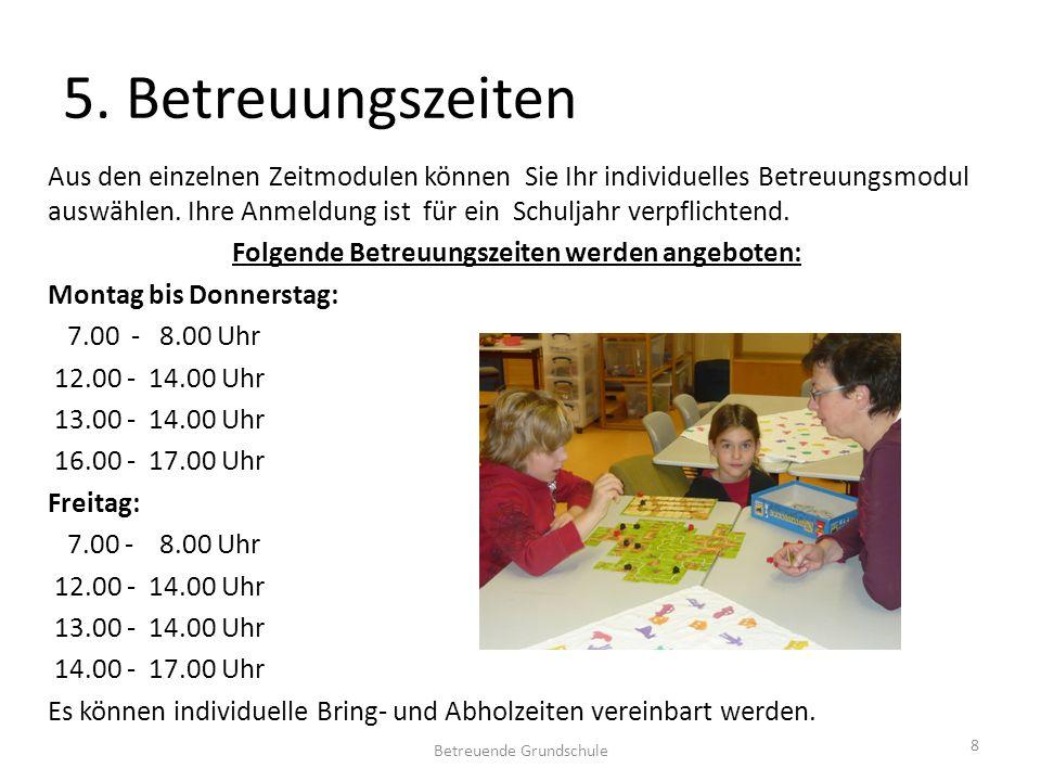 Betreuende Grundschule