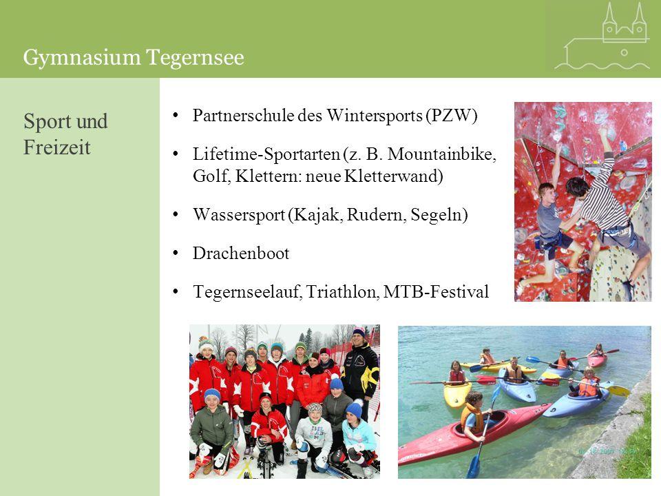 Sport und Freizeit Partnerschule des Wintersports (PZW)