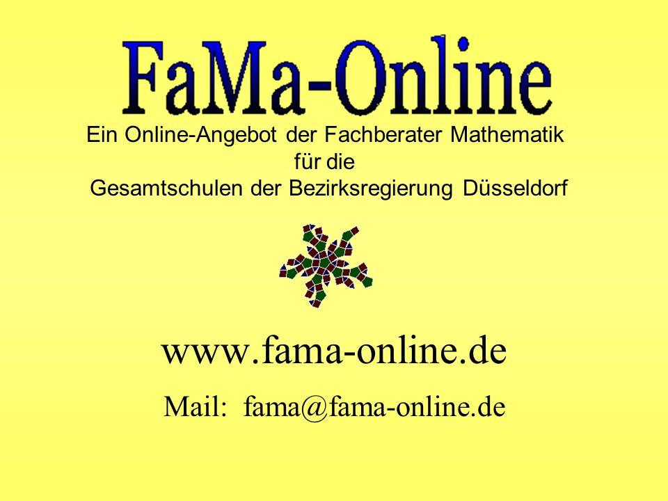 Mail: fama@fama-online.de