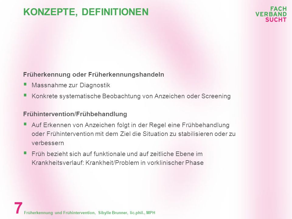 KONZEPTE, DEFINITIONEN