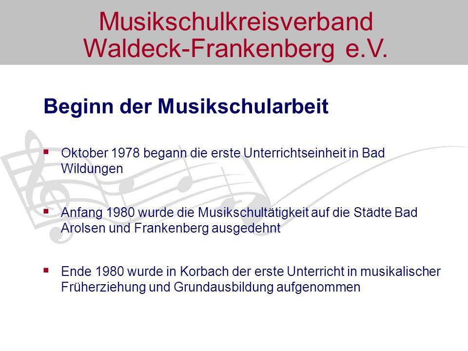 Musikschulkreisverband Waldeck-Frankenberg e.V.